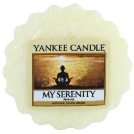 Yankee Candle My Serenity ceară pentru aromatizator 22 g