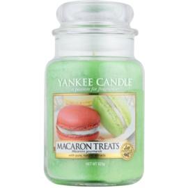 Yankee Candle Macaron Treats illatos gyertya  623 g Classic nagy méret