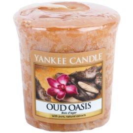 Yankee Candle Oud Oasis votivní svíčka 49 g