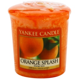 Yankee Candle Orange Splash вотивна свещ 49 гр.