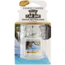 Yankee Candle Coconut Bay parfum pentru masina   agățat