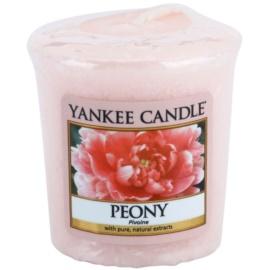 Yankee Candle Peony velas votivas 49 g