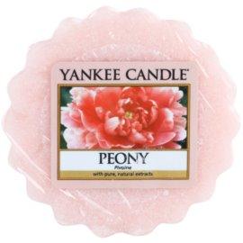 Yankee Candle Peony vosk do aromalampy 22 g