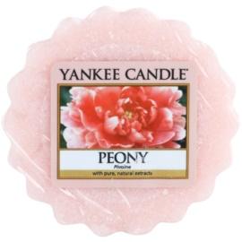 Yankee Candle Peony віск для аромалампи 22 гр