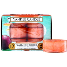 Yankee Candle Passion Fruit Martini Чаена свещ 12 x 9,8 гр.