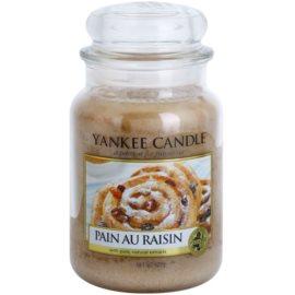 Yankee Candle Pain au Raisin illatos gyertya  623 g Classic nagy méret
