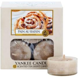 Yankee Candle Pain au Raisin teamécses 12 x 9,8 g