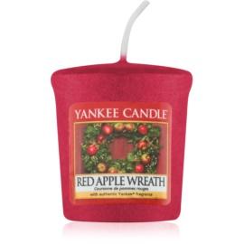 Yankee Candle Red Apple Wreath Votivkerze 49 g