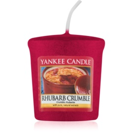 Yankee Candle Rhubarb Crumble bougie votive 49 g