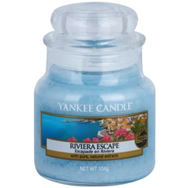 Yankee Candle Riviera Escape Scented Candle 105 g Classic Mini