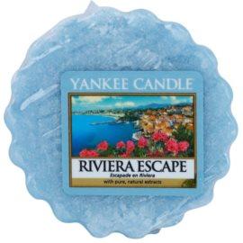 Yankee Candle Riviera Escape Wachs für Aromalampen 22 g