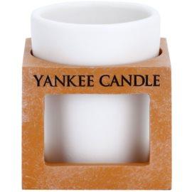 Yankee Candle Rustic Modern Keramični svečnik za votivno svečo