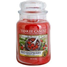 Yankee Candle Red Raspberry świeczka zapachowa  623 g Classic duża
