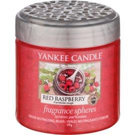 Yankee Candle Red Raspberry dišeči biseri 170 g