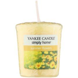 Yankee Candle Summer Flowers velas votivas 49 g