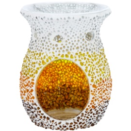 Yankee Candle Sunset Mosaic Steklena aroma lučka