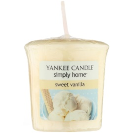 Yankee Candle Sweet Vanilla вотивна свічка 49 гр