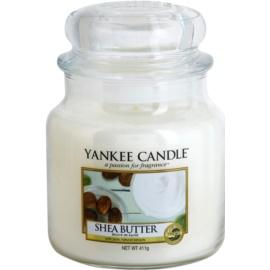 Yankee Candle Shea Butter świeczka zapachowa  411 g Classic średnia