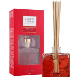 Yankee Candle True Rose Aroma Diffuser mit Nachfüllung 88 ml Signature