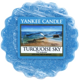 Yankee Candle Turquoise Sky illatos viasz aromalámpába 22 g