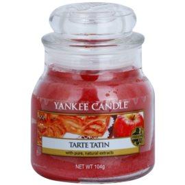 Yankee Candle Tarte Tatin Geurkaars 104 gr Classic Mini