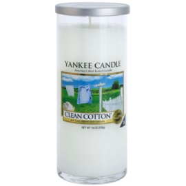Yankee Candle Clean Cotton Duftkerze  538 g Décor groß