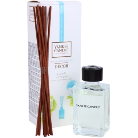 Yankee Candle Clean Cotton aroma difuzér s náplní 170 ml Décor
