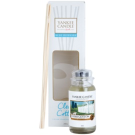 Yankee Candle Clean Cotton Aroma Diffuser With Refill 240 ml Classic