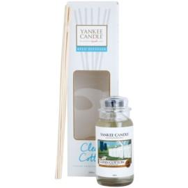 Yankee Candle Clean Cotton dyfuzor zapachowy z napełnieniem 240 ml Classic