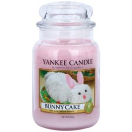 Yankee Candle Bunny Cake vonná svíčka 623 g Classic velká