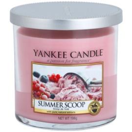 Yankee Candle Summer Scoop vonná svíčka 198 g Décor malá