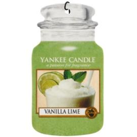 Yankee Candle Vanilla Lime ambientador auto 1 un. suspenso