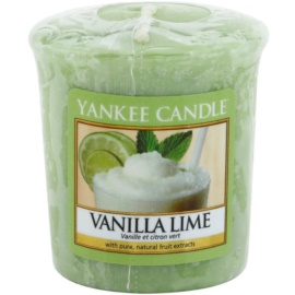 Yankee Candle Vanilla Lime Votive Candle 49 g