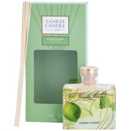 Yankee Candle Vanilla Lime Aroma Diffuser mit Nachfüllung 88 ml Signature
