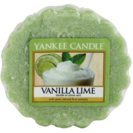 Yankee Candle Vanilla Lime Wax Melt 22 gr