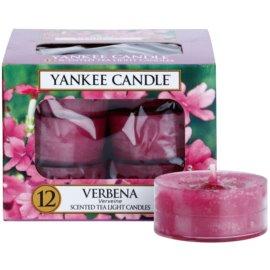 Yankee Candle Verbena Teelicht 12 x 9,8 g