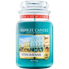 Yankee Candle Viva Havana vonná sviečka 623 g Classic veľká