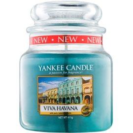 Yankee Candle Viva Havana Scented Candle 411 g Classic Medium