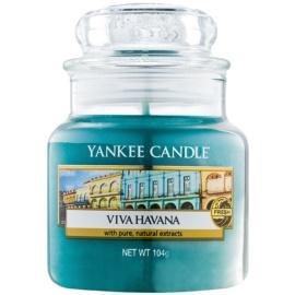 Yankee Candle Viva Havana świeczka zapachowa  104 g Classic mała