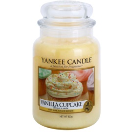 Yankee Candle Vanilla Cupcake ароматна свещ  623 гр. Classic голяма