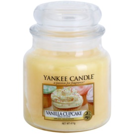 Yankee Candle Vanilla Cupcake Scented Candle 411 g Classic Medium