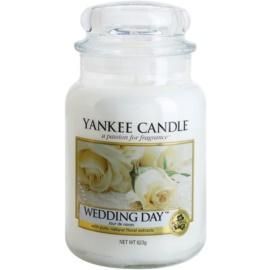 Yankee Candle Wedding Day vela perfumado 623 g Classic grande