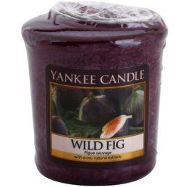 Yankee Candle Wild Fig Votivkerze 49 g