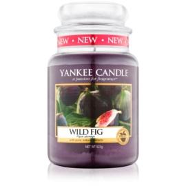 Yankee Candle Wild Fig illatos gyertya  623 g Classic nagy méret