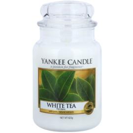 Yankee Candle White Tea Duftkerze  623 g Classic groß