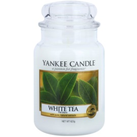 Yankee Candle White Tea Geurkaars 623 gr Classic Large