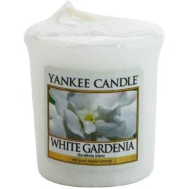 Yankee Candle White Gardenia votivní svíčka 49 g