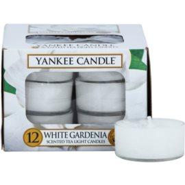 Yankee Candle White Gardenia Teelicht 12 x 9,8 g