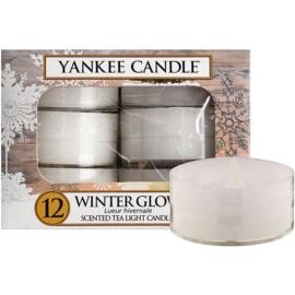 Yankee Candle Winter Glow Teelicht 12 x 9,8 g