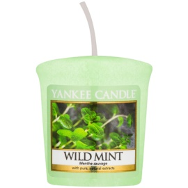 Yankee Candle Wild Mint sampler 49 g
